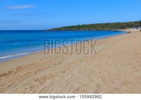 Beach In Kenting National Park, South Taiwan