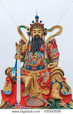 Polar God Of Mystic Heaven Lotus Pond Taiwan Kaohsiung