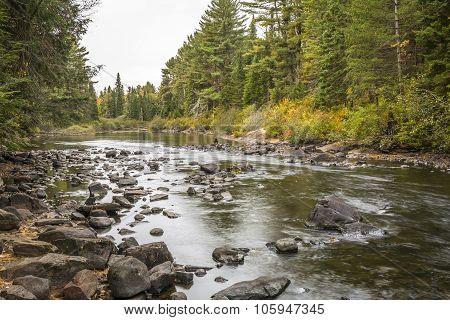 River In Algonquin Park - Ontario, Canada