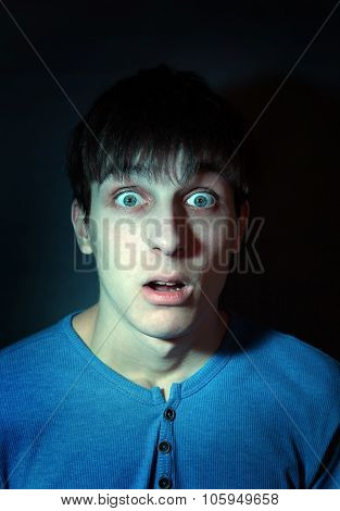 Frightened Man