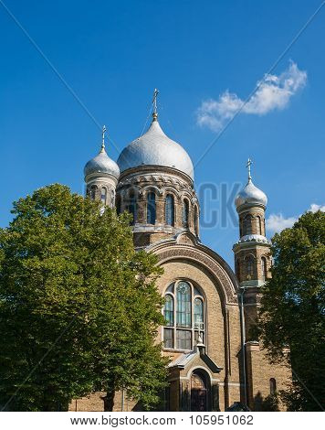 St.trinity Orthodox Monastery