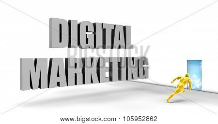 Digital Marketing as a Fast Track Direct Express Path
