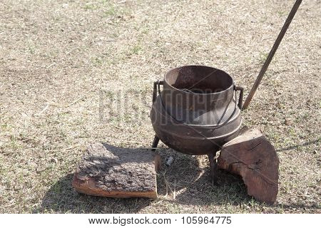 Old Iron Cauldron
