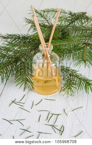 Fragrance Coniferous Sticks Or Scent Diffuser