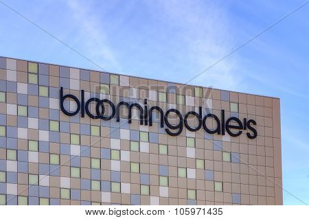 Bloomindale's Store Exterior