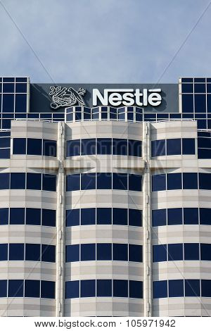 Nestle Headquarters Building