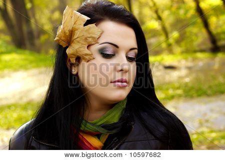 Black hair girl