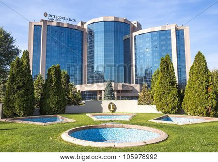 Almaty - Intercontinental Hotel