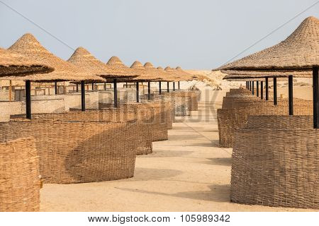 Beach Parasols Egypt