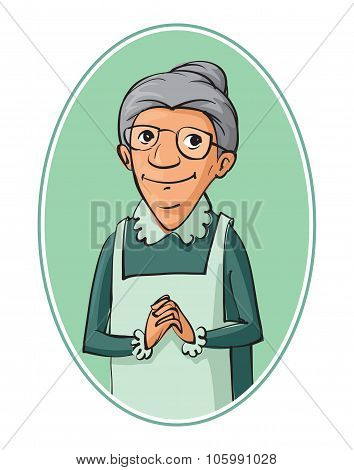 Elderly Woman Characters