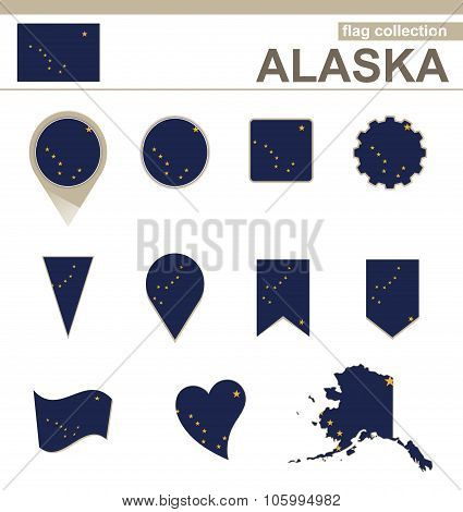 Alaska Flag Collection
