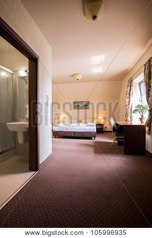 Modern Room In Conference Hotel