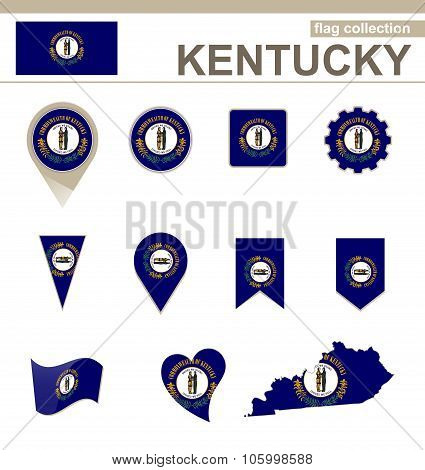 Kentucky Flag Collection