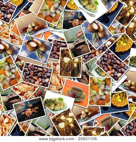 Food Photos Background
