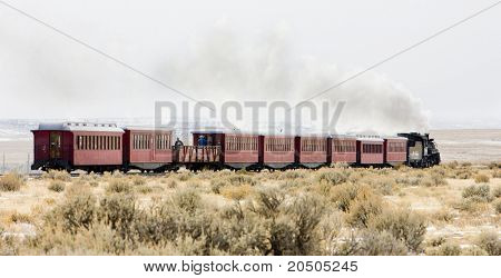 Cumbres and Toltec Narrow Gauge Railroad, Colorado, USA