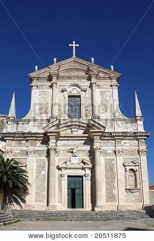 Church of St. Ignatius, Dubrovnik