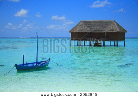 Honeymoon Bungalow And Boat