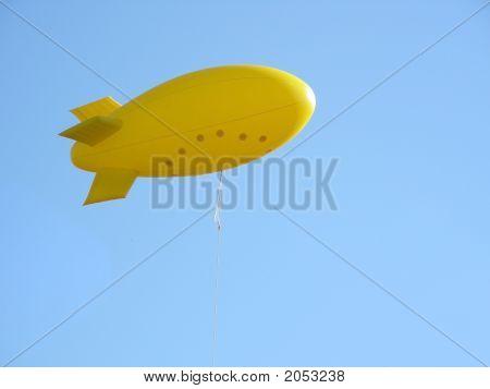 Balão de publicidade