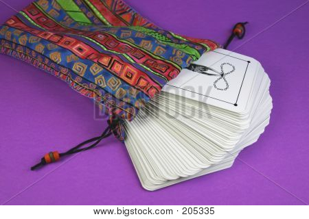 Bag Of Tarot Cards