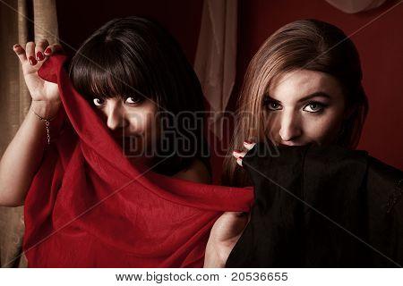 Shy Women