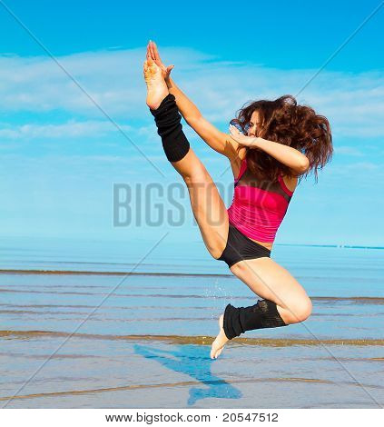 Fury Beach Jump