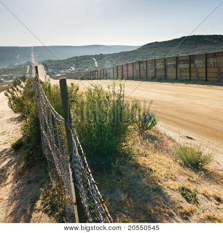 U.S. / cerca de la frontera de México