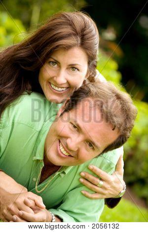 Lovely Couple Portrait