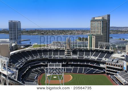Petco Park, Home of the Padres