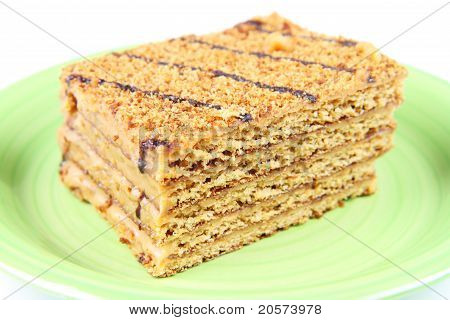 Armenian Honey Cake
