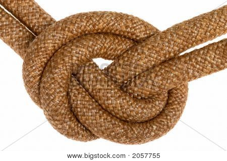 Double Rope Tied Together