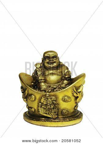 Merry  Golden Buddha