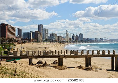 Durban's Beach