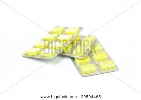 Tablets Packing