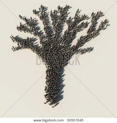 corporate tree