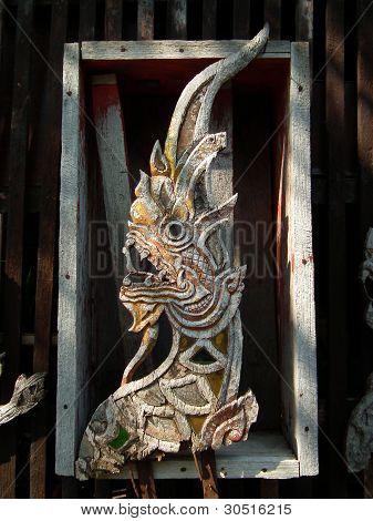 Old Naka Ornament
