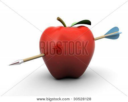 Pierced Apple