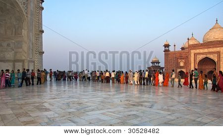 Agra, India - November 2011