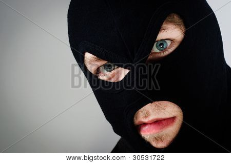 Mask Of A Thief