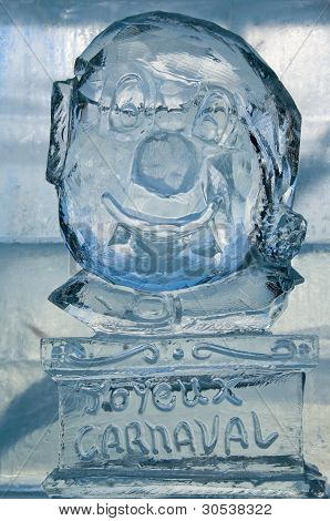 Icy Bonne Homme