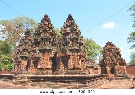 Bantey Srie Temple
