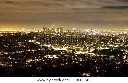Los Angeles [county] Skyline