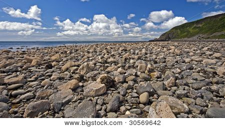 Luce bay seascape
