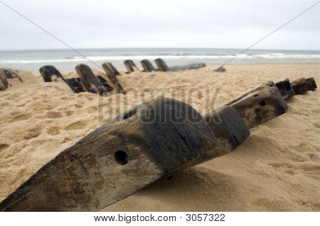 Cape Cod Shipwreck