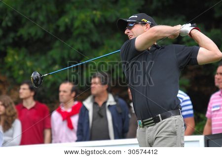 European Tour - Estoril Open De Portugal 2010, Penha Longa Gc, Jamie Little (eng)