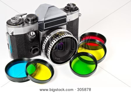The Mechanical Slr And Photofilters