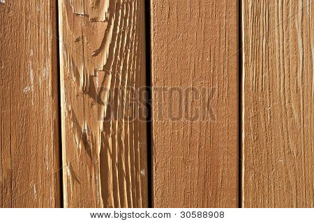 Vertical Red Wood Background