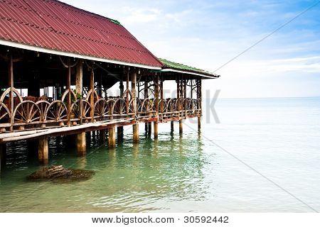 Restaurants In The Sea.