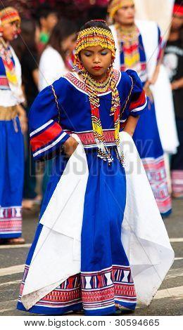 Kaamulan 2012 calle bailando