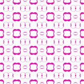 Pink Circles Seamless Pattern. Hand Drawn Watercolor Ornament. Awesome Repeating Design. Incredible  poster