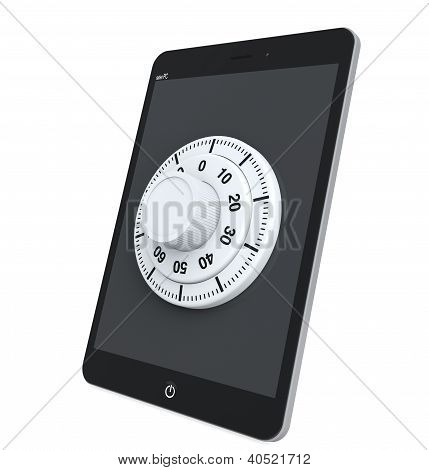 Tablet Pc With Lock
